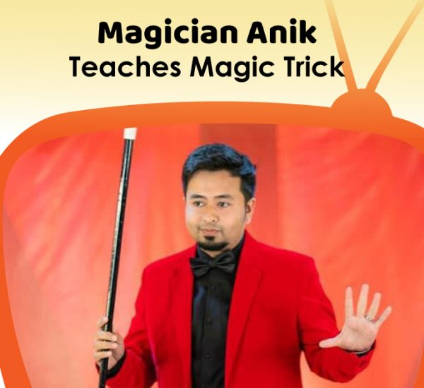 learn magic trick be a magician