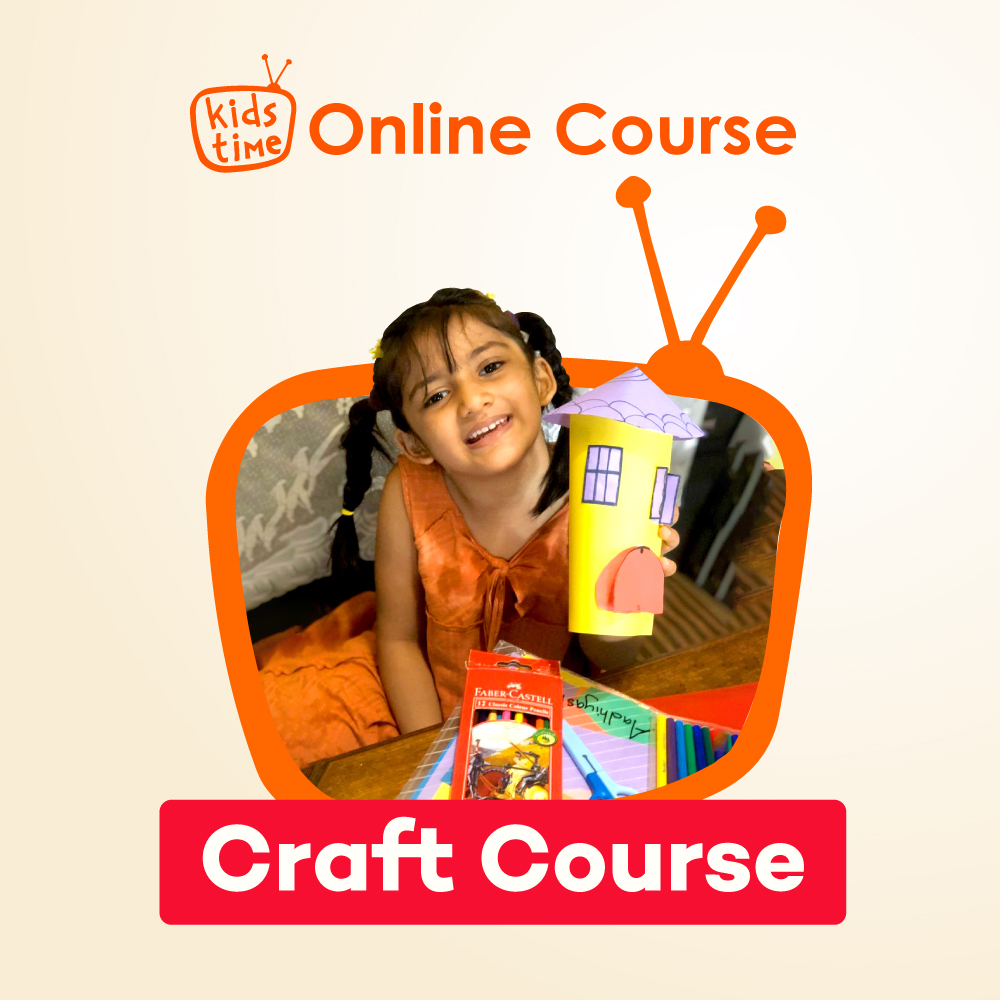 Kids Time Craft Course