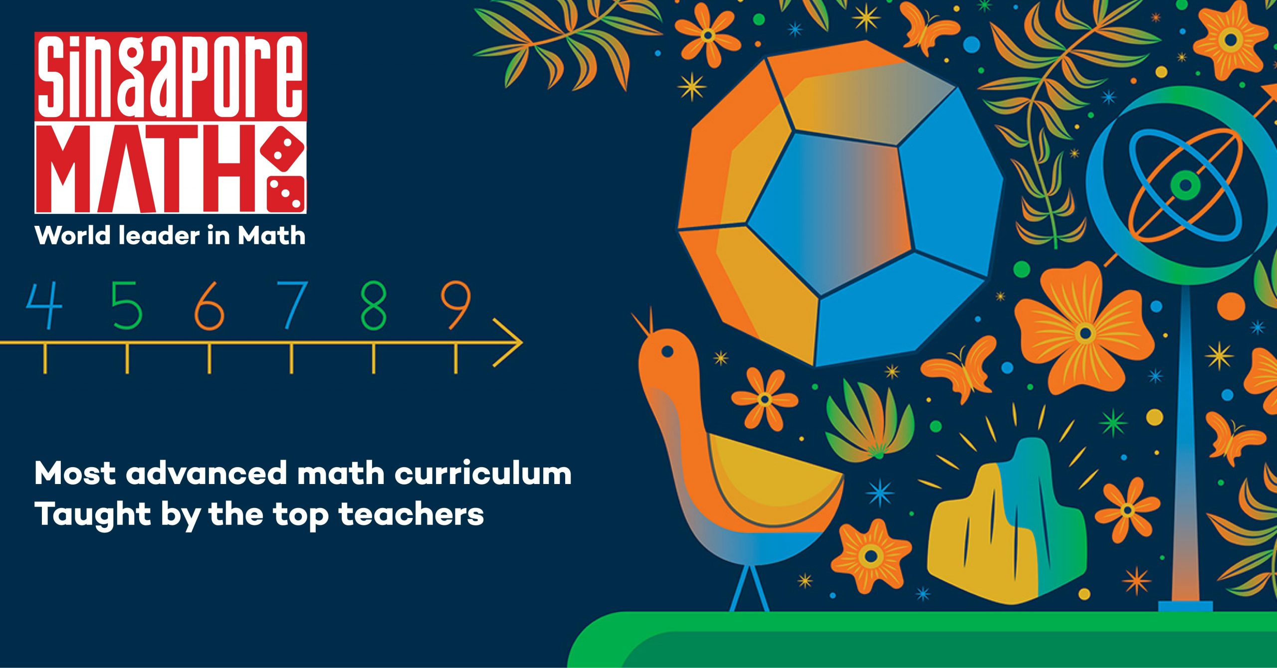 kids time math course for children