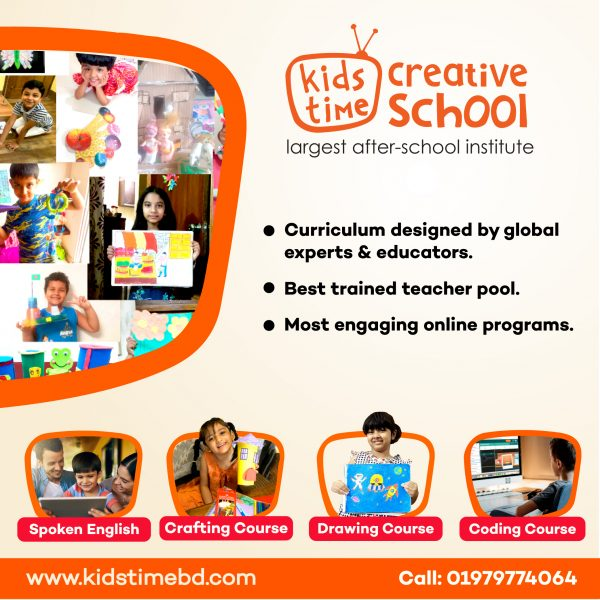 kids time online school