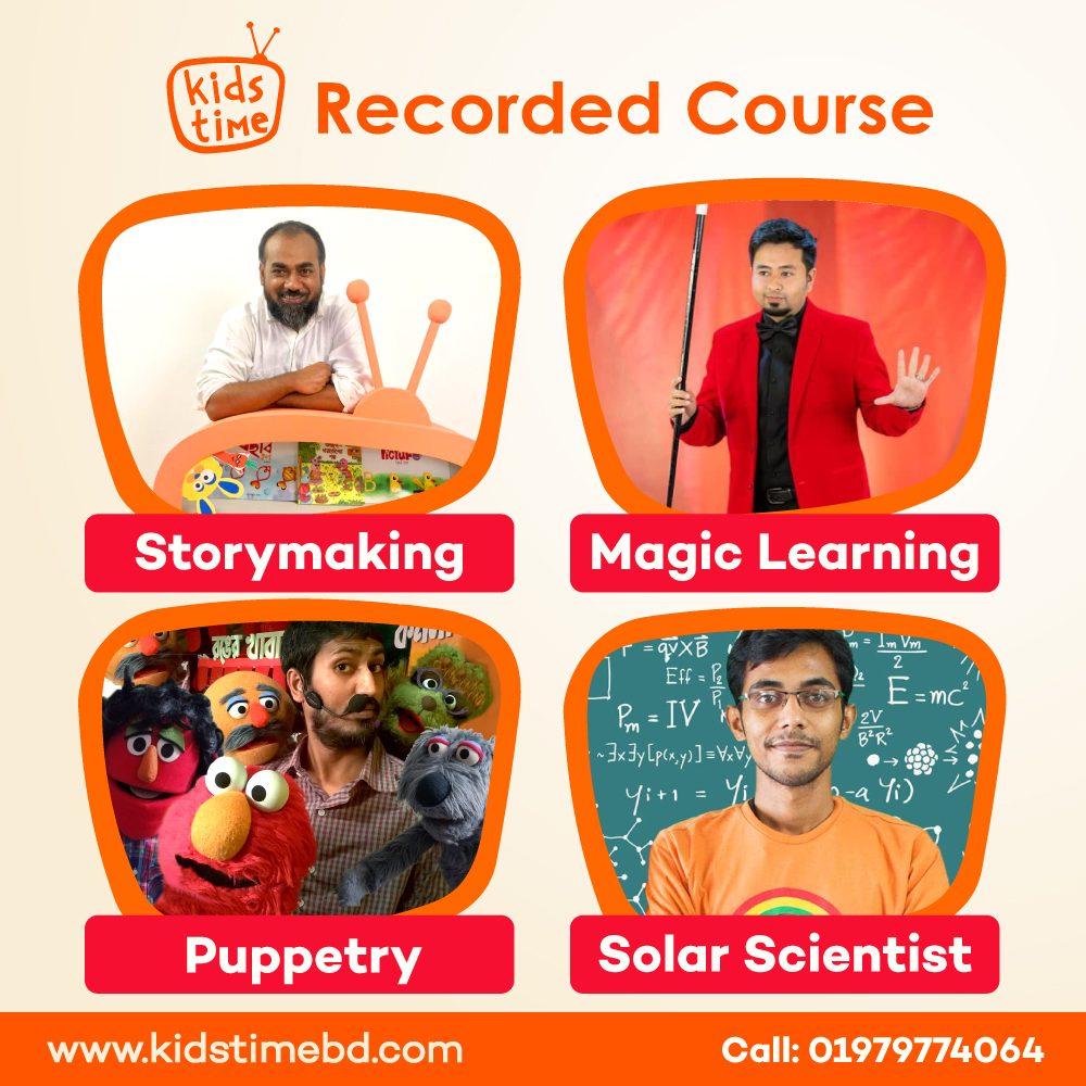 kids time courses